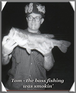 Tom with bass